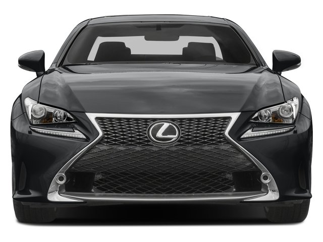 2018 Lexus RC Prices and Values Coupe 2D RC300 AWD V6 front view