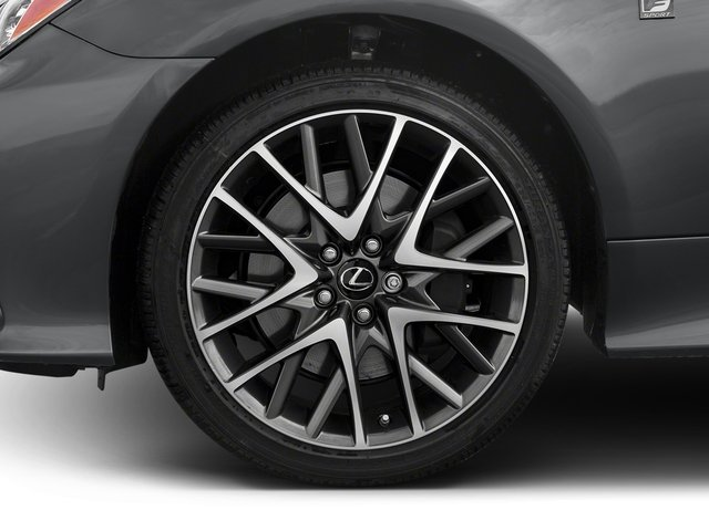 2018 Lexus RC Prices and Values Coupe 2D RC300 AWD V6 wheel