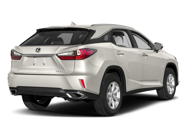 Great 2018 Lexus RX Base Price RX 350 AWD Pricing Side Rear View