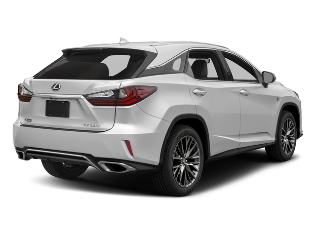 new 2018 lexus rx rx 350 f sport awd msrp prices nadaguides. Black Bedroom Furniture Sets. Home Design Ideas