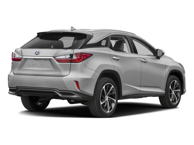 Great 2018 Lexus RX Base Price RX 450h AWD Pricing Side Rear View