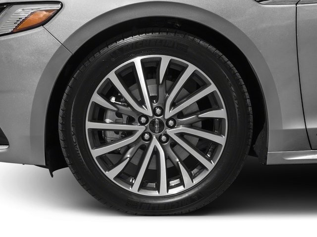 2018 Lincoln Continental Prices and Values Sedan 4D Premiere V6 wheel