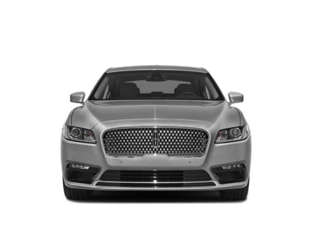 2018 Lincoln Continental Prices and Values Sedan 4D Premiere V6 front view