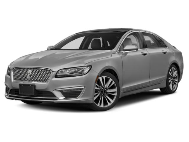 2018 Lincoln MKZ Pictures MKZ Sedan 4D Reserve AWD V6 Turbo photos side front view