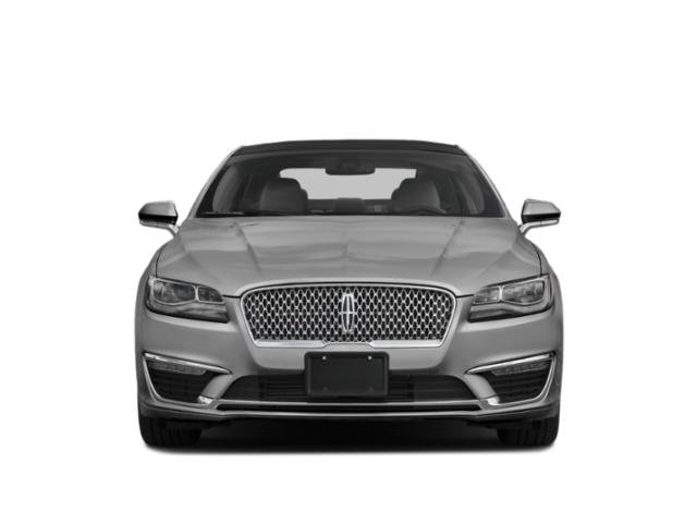2018 Lincoln MKZ Pictures MKZ Sedan 4D Reserve AWD V6 Turbo photos front view