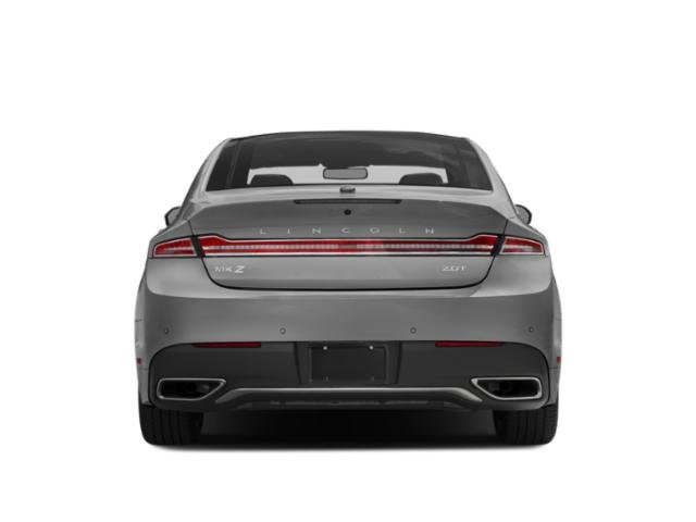 2018 Lincoln MKZ Pictures MKZ Black Label AWD photos rear view