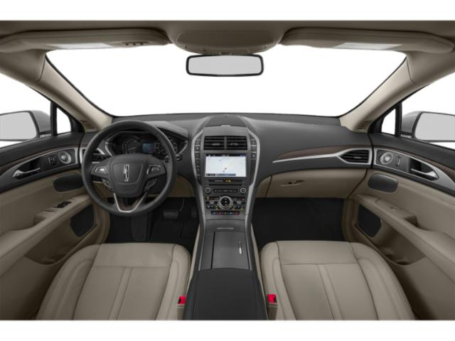 2018 Lincoln MKZ Base Price Black Label AWD Pricing full dashboard