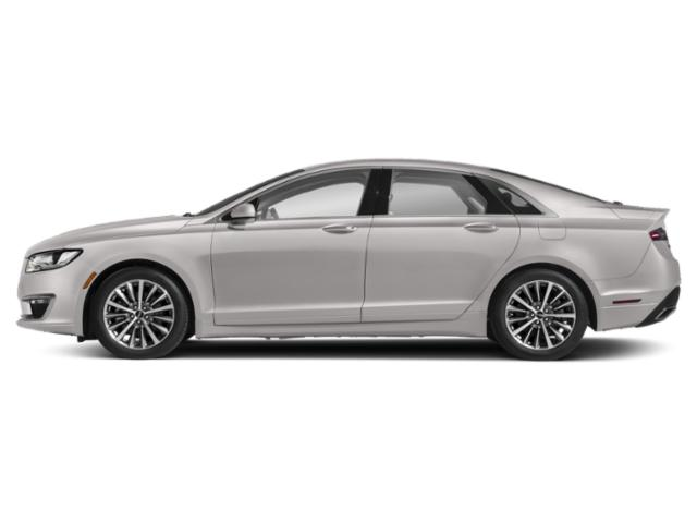 2018 Lincoln MKZ Pictures MKZ Sedan 4D Reserve I4 Hybrid photos side view