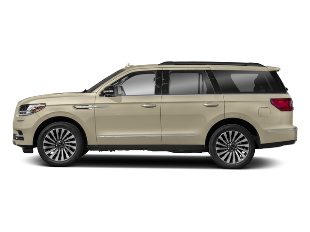 2018 Lincoln Navigator Pictures Navigator 4x4 Black Label photos side view
