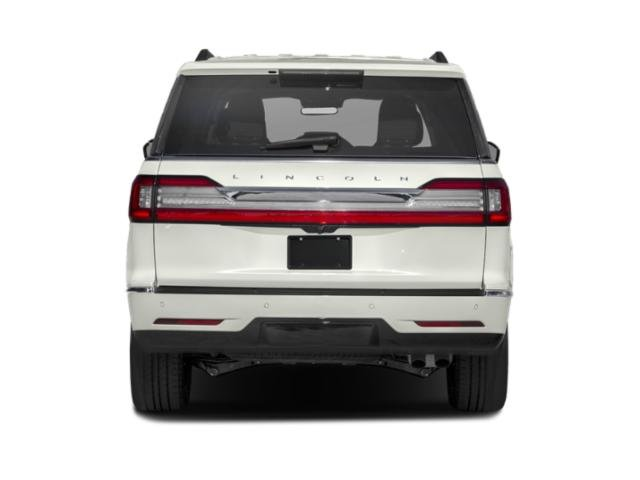 2018 Lincoln Navigator Prices and Values Utility 4D Black Label 4WD rear view