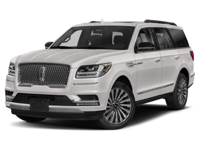 2018 Lincoln Navigator Prices and Values Utility 4D Black Label 4WD