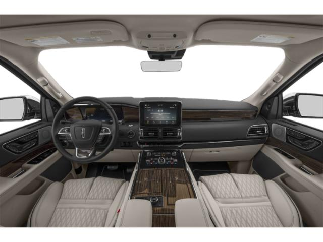 2018 Lincoln Navigator Prices and Values Utility 4D Black Label 4WD full dashboard