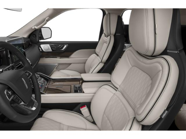 2018 Lincoln Navigator Prices and Values Utility 4D Black Label 4WD front seat interior