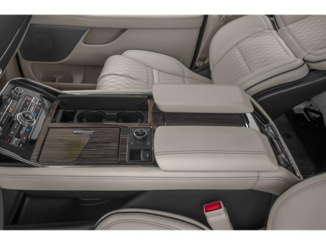 2018 Lincoln Navigator Prices and Values Utility 4D Black Label 4WD center storage console