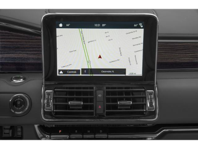 2018 Lincoln Navigator Prices and Values Utility 4D Black Label 4WD navigation system
