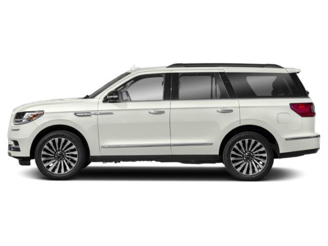 2018 Lincoln Navigator Prices and Values Utility 4D Black Label 4WD side view