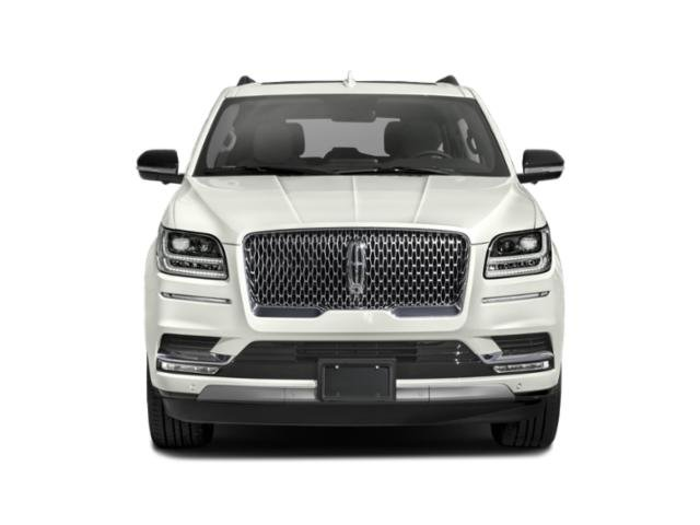 2018 Lincoln Navigator Prices and Values Utility 4D Black Label 4WD front view