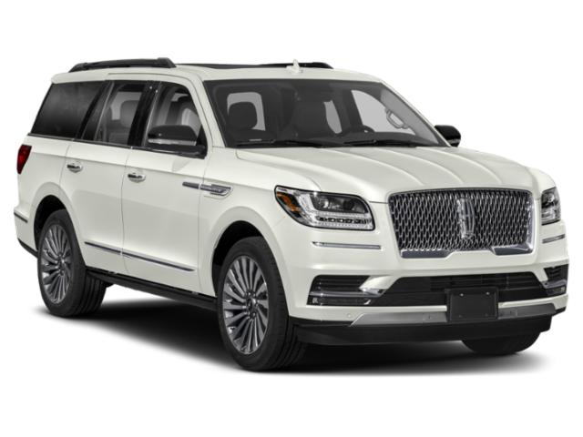 2018 Lincoln Navigator Prices and Values Utility 4D Black Label 4WD side front view