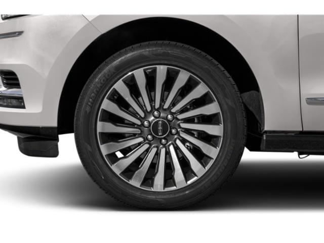 2018 Lincoln Navigator Prices and Values Utility 4D Black Label 4WD wheel