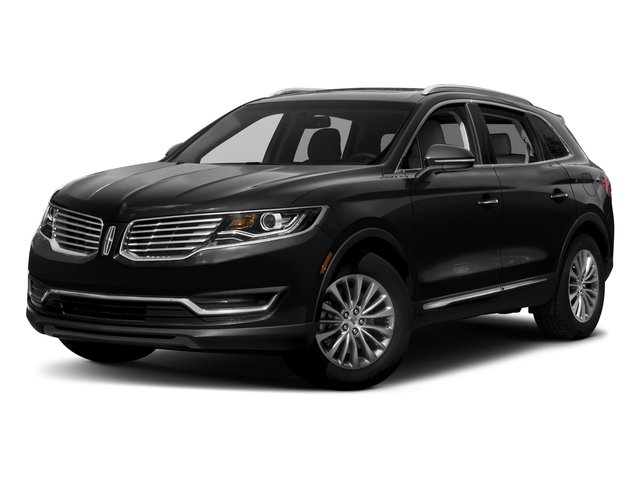 2018 Lincoln MKX Pictures MKX Utility 4D Premiere 2WD V6 photos side front view