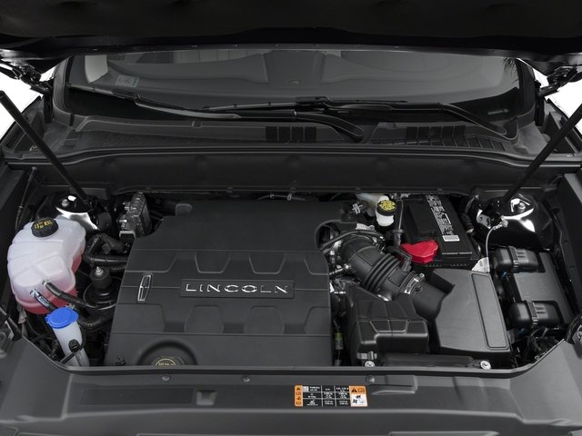 2018 Lincoln MKX Pictures MKX Utility 4D Premiere 2WD V6 photos engine