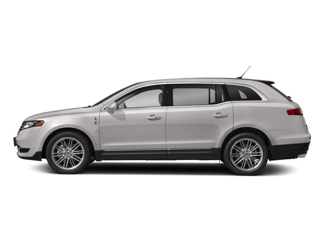 2018 Lincoln MKT Pictures MKT Wagon 4D Town Car AWD V6 photos side view