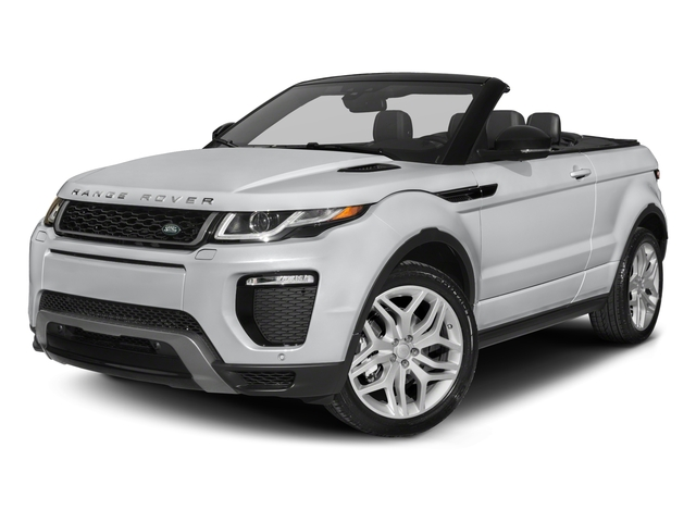 New 2018 Land Rover Range Rover Evoque Convertible Se Dynamic Msrp