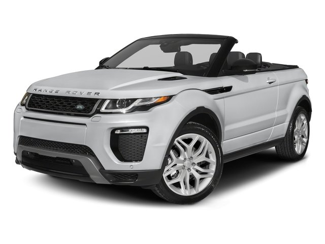 New 2018 Land Rover Range Rover Evoque Convertible Hse Dynamic Msrp