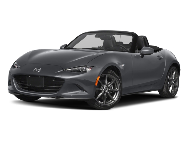 2018 Mazda MX-5 Miata Pictures MX-5 Miata Grand Touring Manual photos side front view