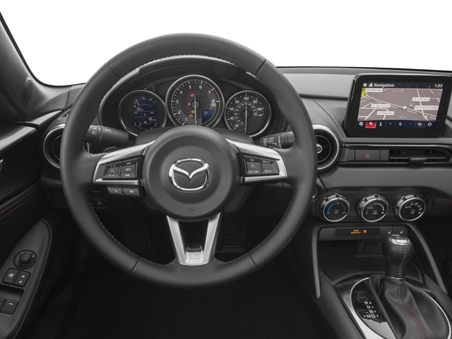 2018 Mazda MX-5 Miata Pictures MX-5 Miata Club Auto photos driver's dashboard