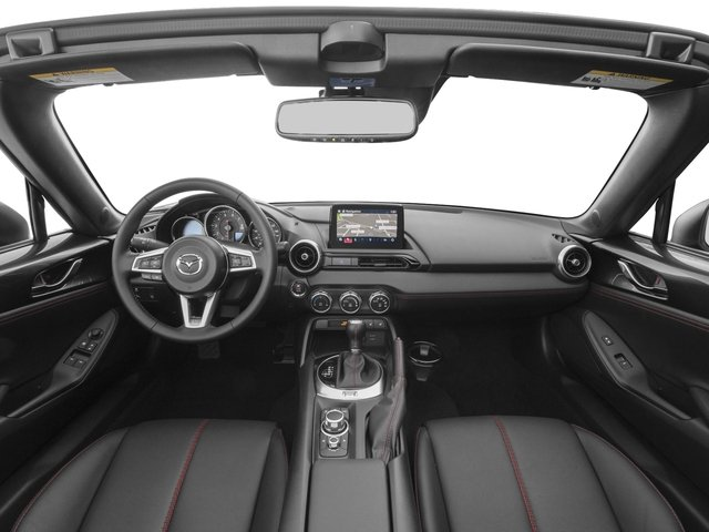 2018 Mazda MX-5 Miata Pictures MX-5 Miata Grand Touring Manual photos full dashboard