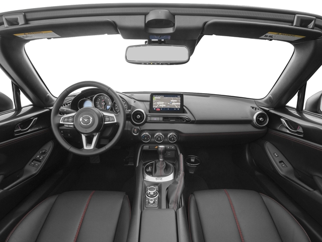 2018 Mazda MX-5 Miata Pictures MX-5 Miata Club Auto photos full dashboard