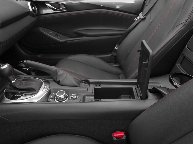 2018 Mazda MX-5 Miata Pictures MX-5 Miata Club Auto photos center storage console