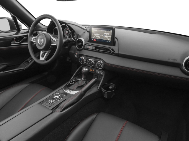 2018 Mazda MX-5 Miata Pictures MX-5 Miata Grand Touring Manual photos passenger's dashboard