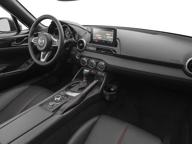 2018 Mazda MX-5 Miata Pictures MX-5 Miata Club Auto photos passenger's dashboard