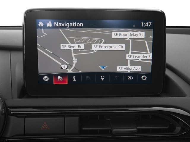 2018 Mazda MX-5 Miata Pictures MX-5 Miata Club Auto photos navigation system