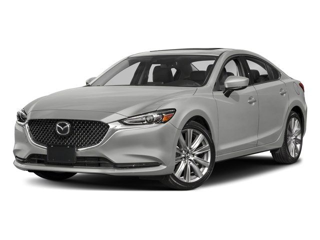 2018 Mazda Mazda6 Prices and Values Sedan 4D Signature I4