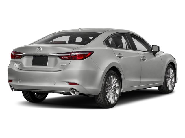 2018 Mazda Mazda6 Prices and Values Sedan 4D Signature I4 side rear view
