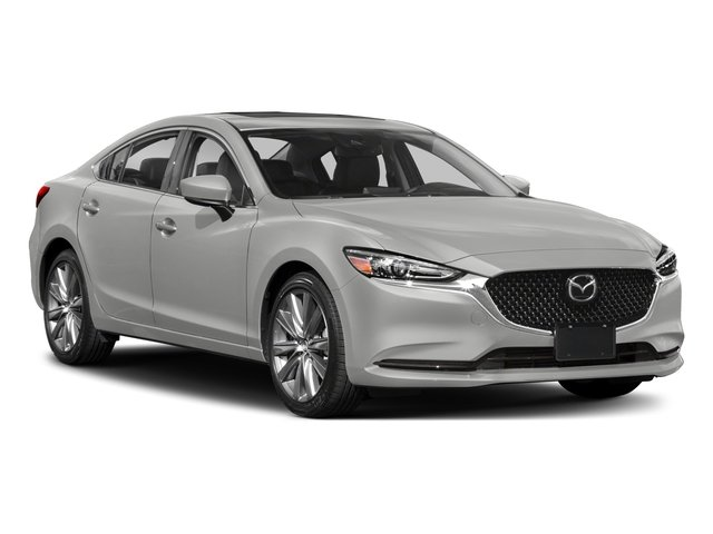 2018 Mazda Mazda6 Prices and Values Sedan 4D Signature I4 side front view