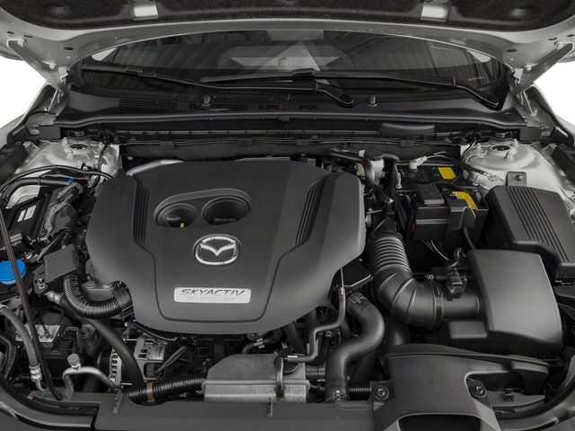 2018 Mazda Mazda6 Prices and Values Sedan 4D Signature I4 engine