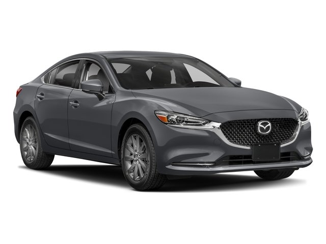 2018 Mazda Mazda6 Prices and Values Sedan 4D Sport I4 side front view