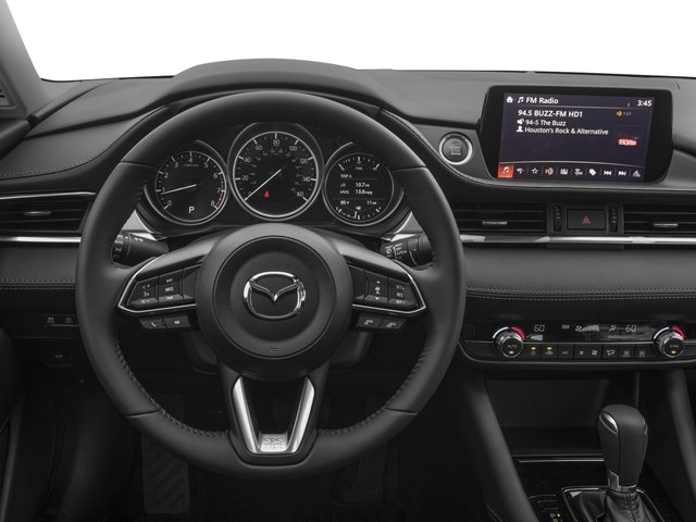 2018 Mazda Mazda6 Pictures Mazda6 Sedan 4D Sport I4 photos driver's dashboard