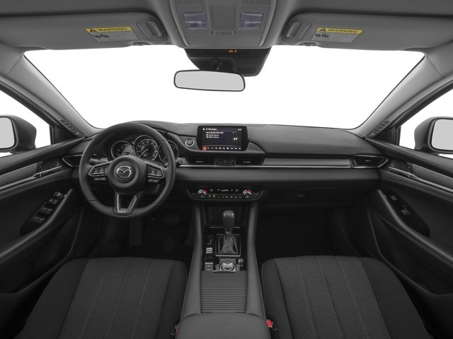 2018 Mazda Mazda6 Pictures Mazda6 Sedan 4D Sport I4 photos full dashboard