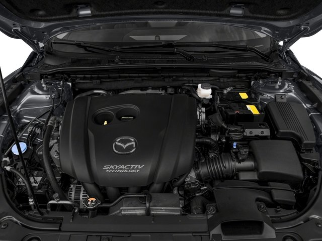 2018 Mazda Mazda6 Pictures Mazda6 Sedan 4D Sport I4 photos engine