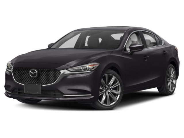 2018 Mazda Mazda6 Base Price Touring Auto Pricing side front view