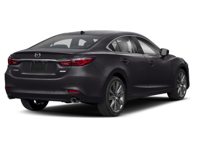 2018 Mazda Mazda6 Prices and Values Sedan 4D GT Reserve I4 side rear view