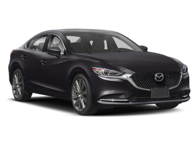 2018 Mazda Mazda6 Prices and Values Sedan 4D GT Reserve I4 side front view