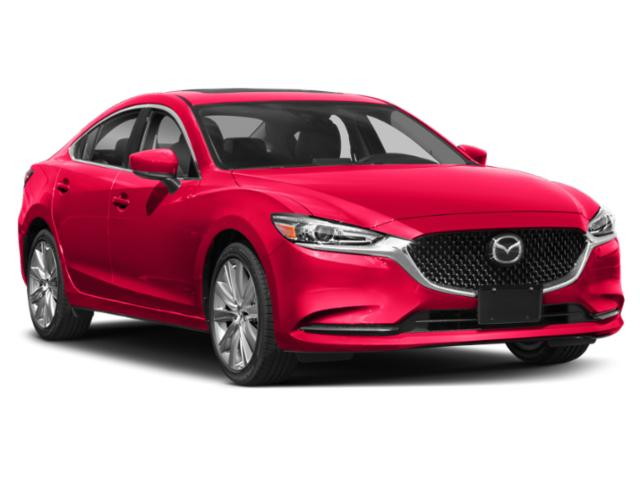 2018 Mazda Mazda6 Prices and Values Sedan 4D Touring I4 side front view