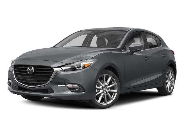 2018 Mazda Mazda3 5-Door Base Price Grand Touring Auto Pricing side front view