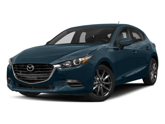 2018 Mazda Mazda3 5-Door Base Price Touring Auto Pricing side front view